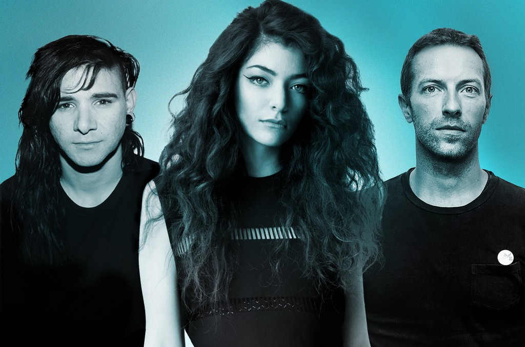 Skrillex, Lorde & Chris Martin