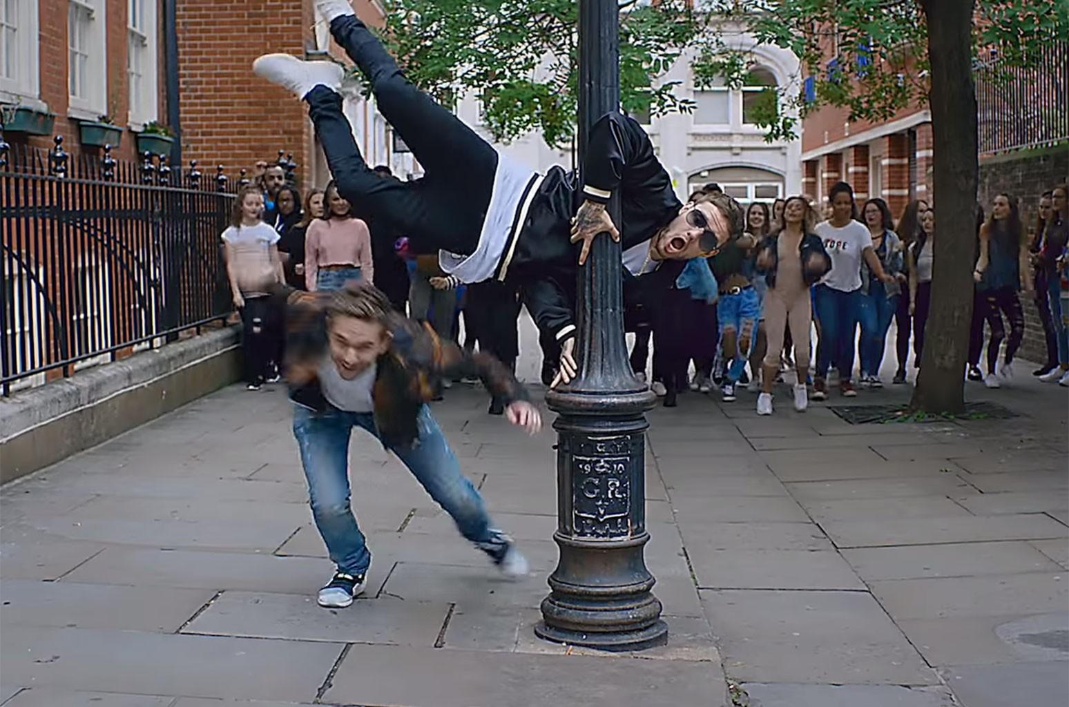 "Zedd and Liam Payne ""Get Low"""
