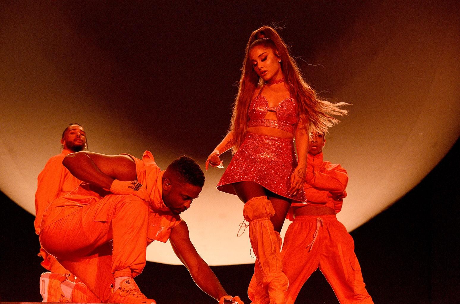Ariana Grande Takes Pole Position In U.K. Singles Chart Race | Billboard
