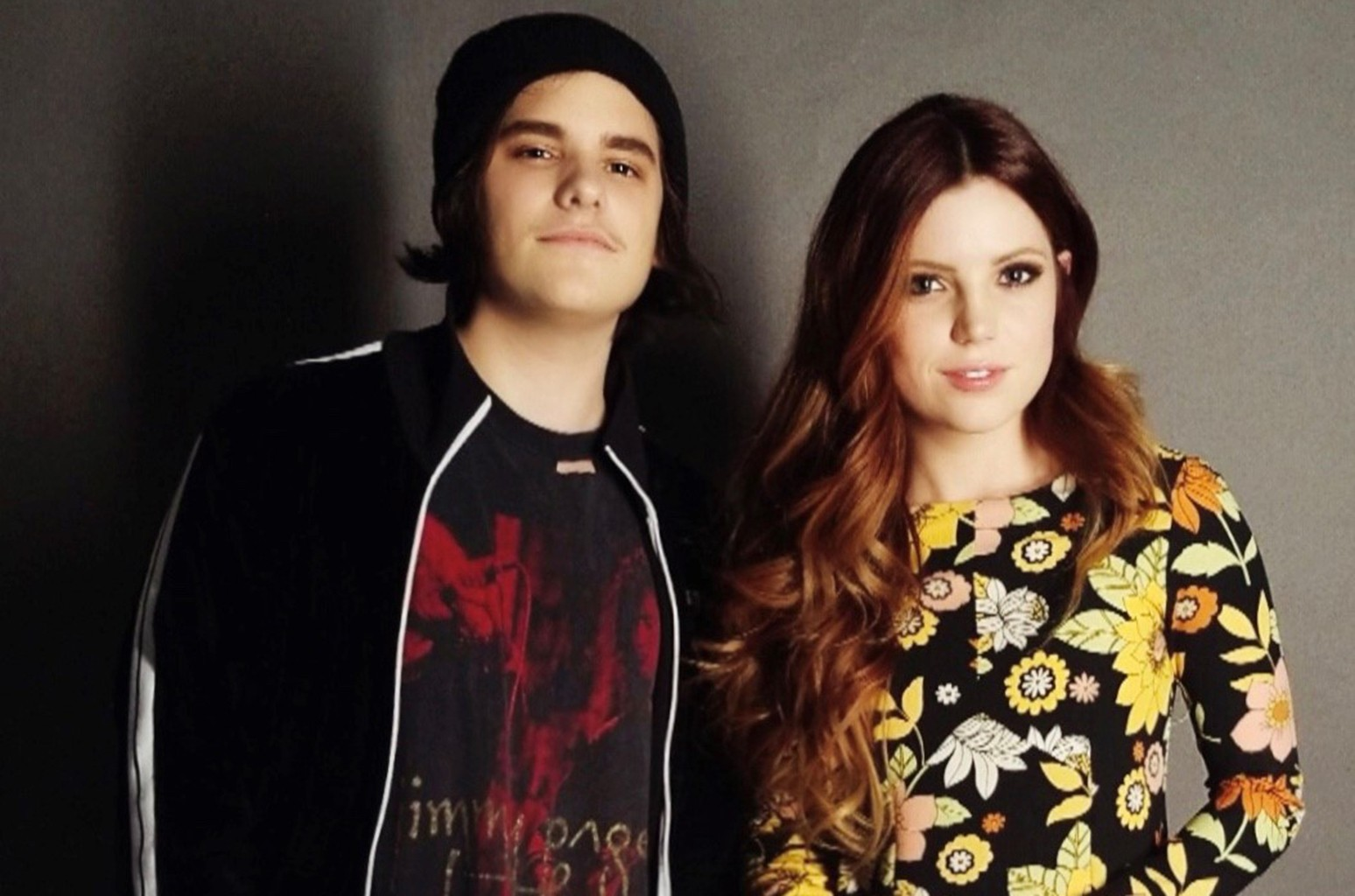 Audien and Sydney Sierota of Echosmith