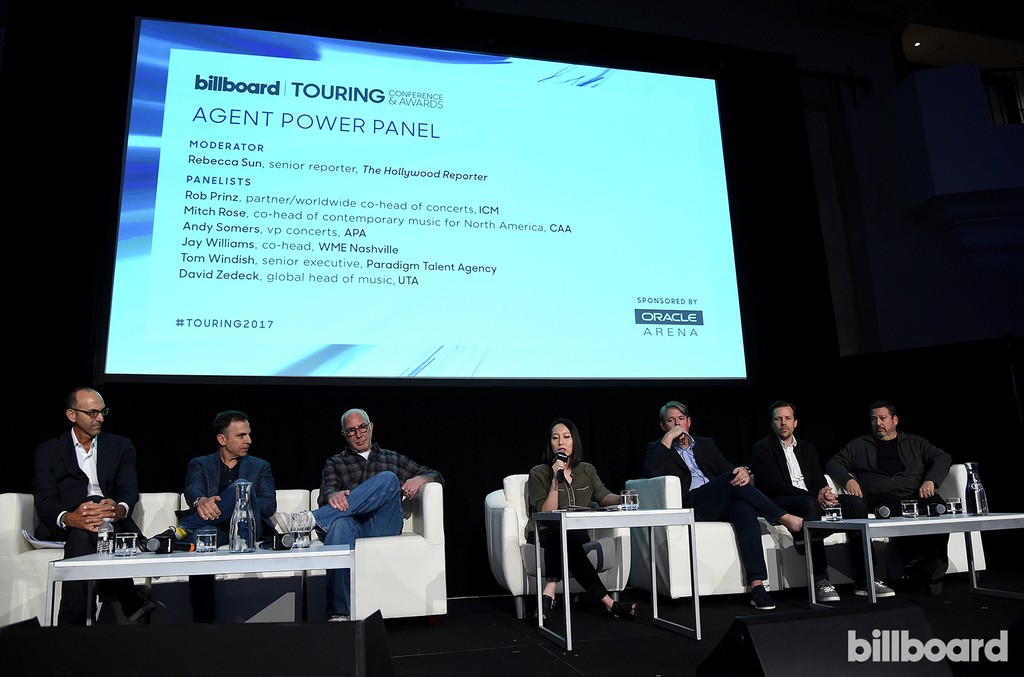 2017 Billboard Touring Conference and Awards