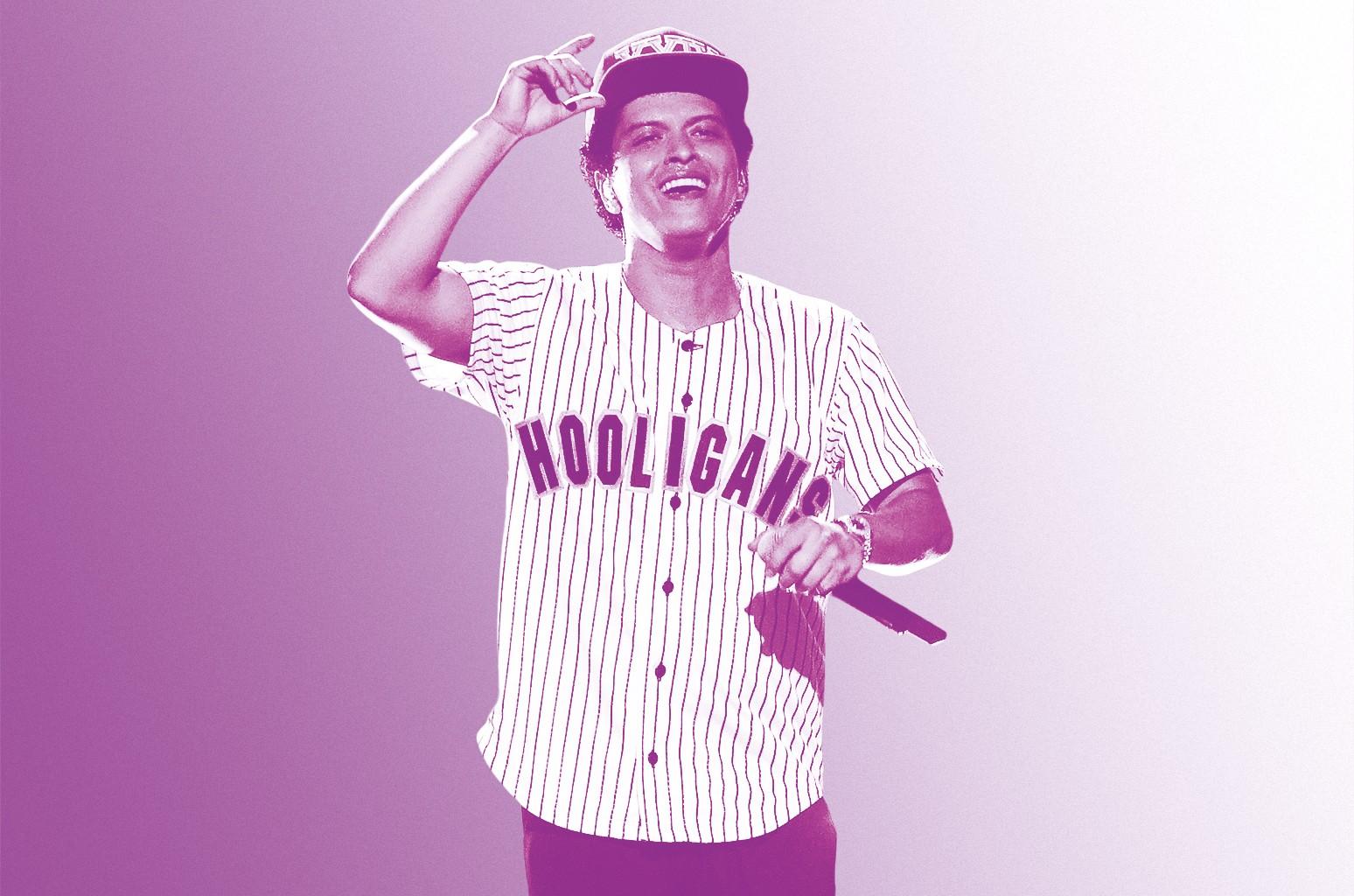 Bruno Mars, 2017