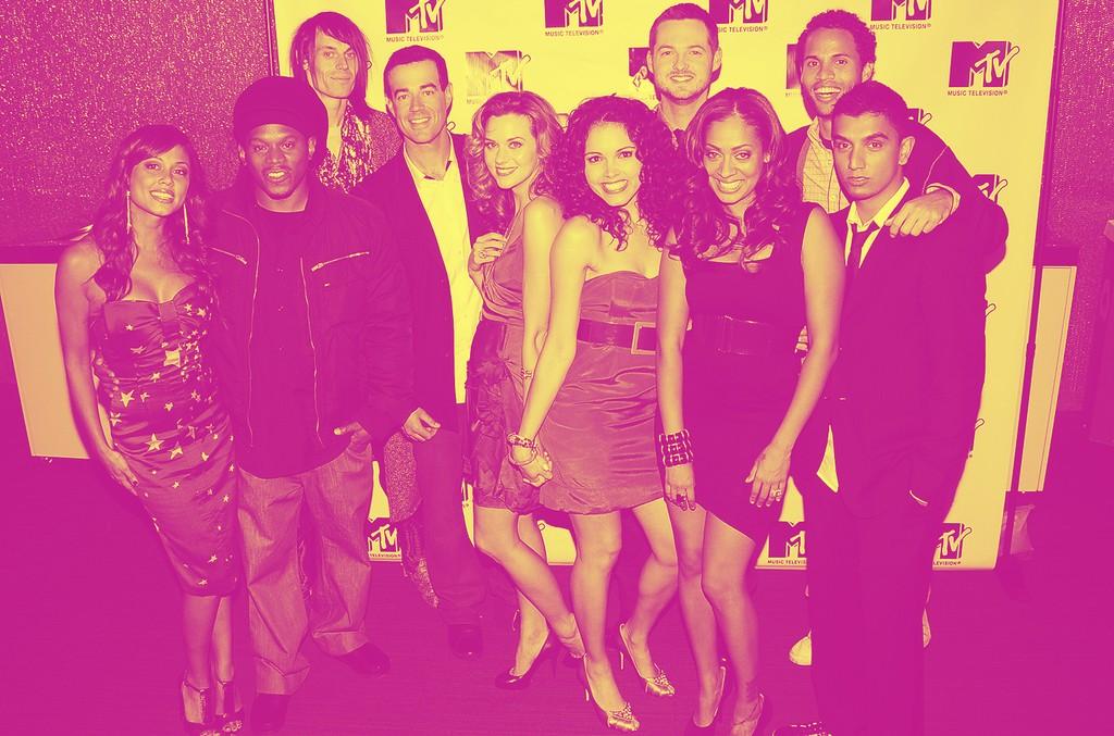 MTV's TRL 'Total Finale Live,' 2008