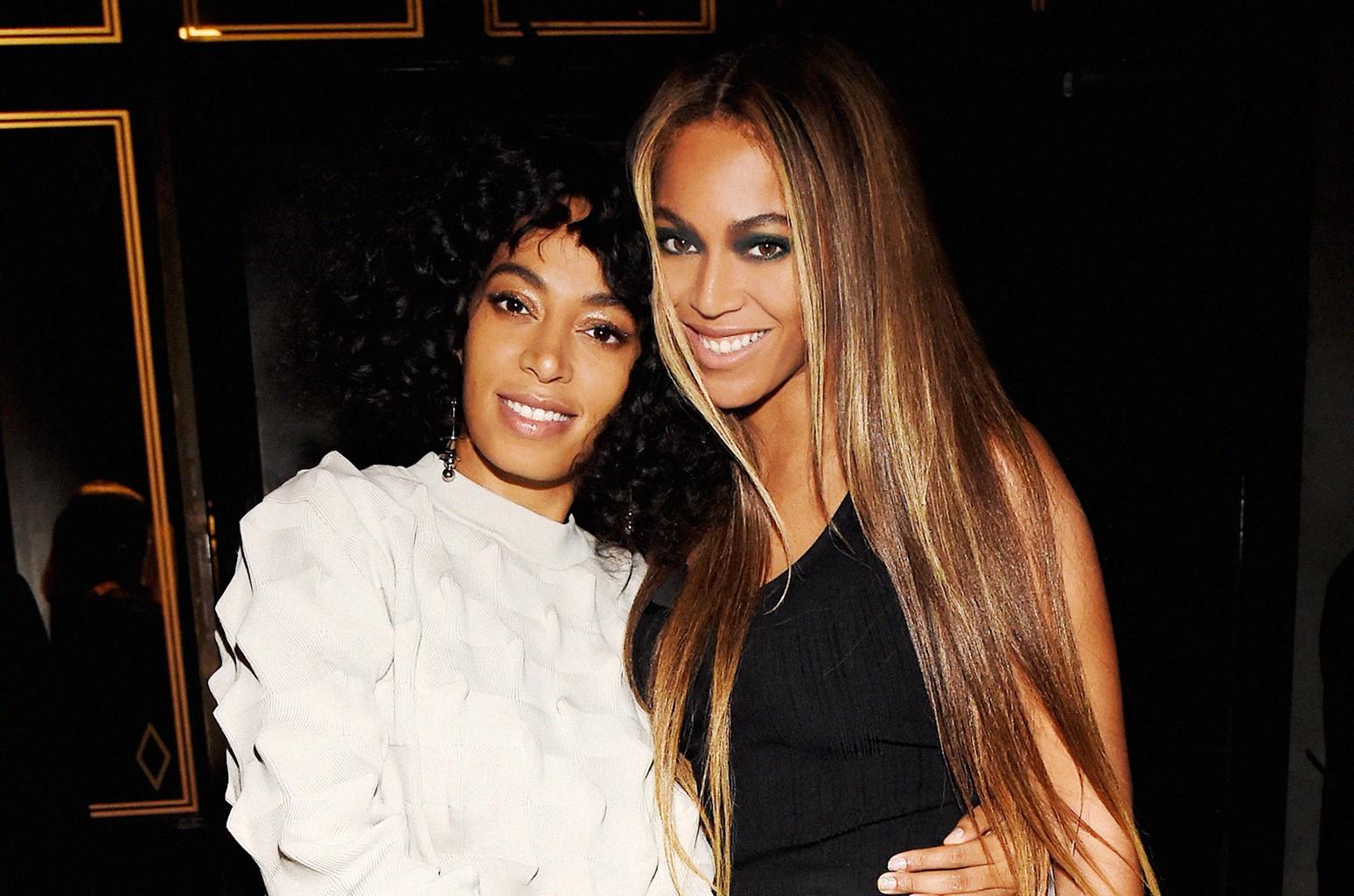 Solange Knowles & Beyoncé