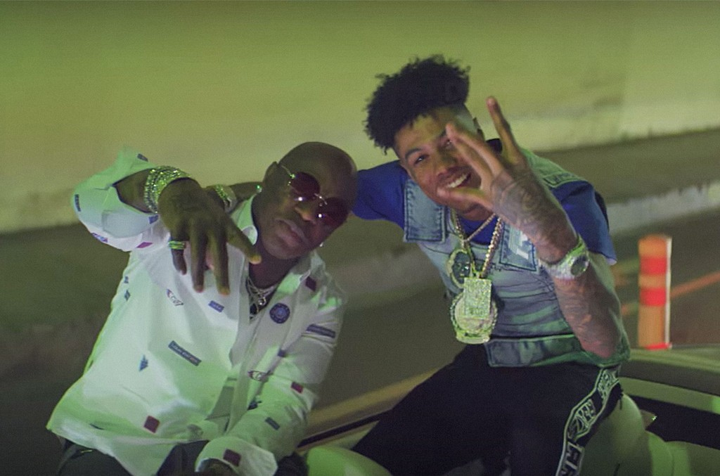 """Blueface, """"Stop Cappin"""""""