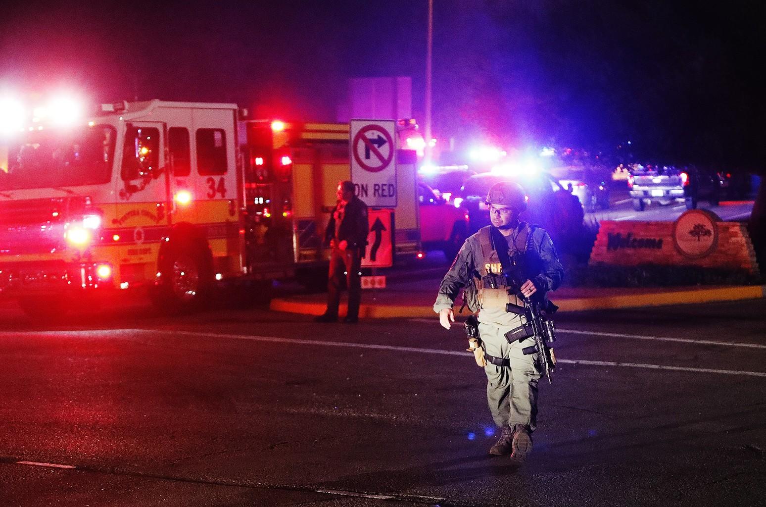 Thousand Oaks shooting