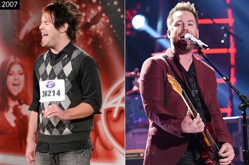 American Idols: Then And Now