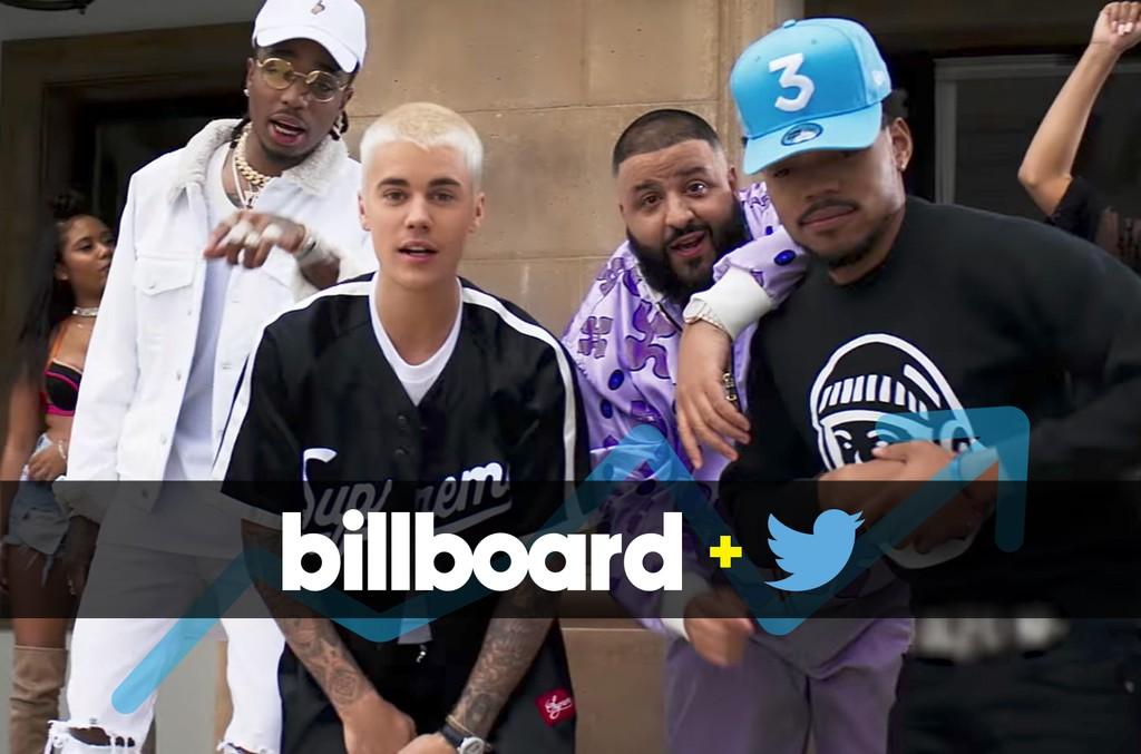 "DJ Khaled, ""I'm The One"" ft. Justin Bieber, Quavo, Chance the Rapper & Lil Wayne"