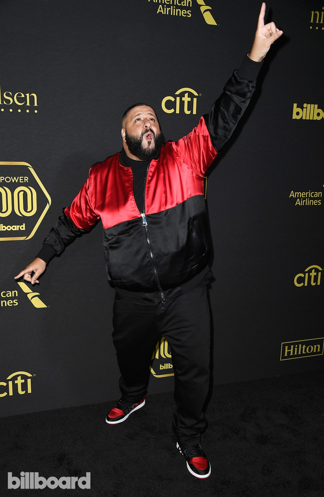 DJ Khaled attends Billboard Power 100 - Red Carpet at Cecconi's on Feb. 9, 2017 in West Hollywood, Calif.