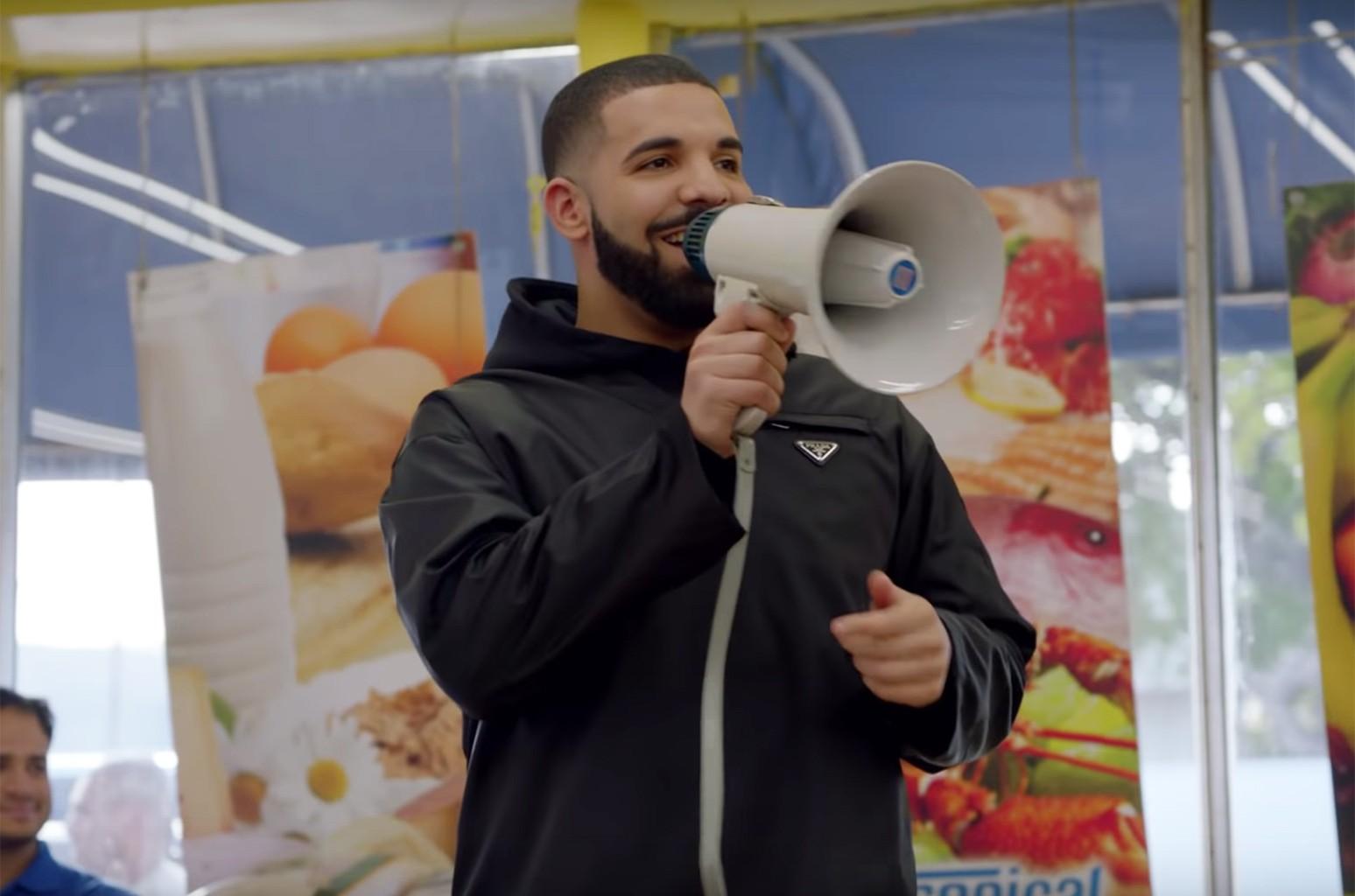 """Drake, """"God's Plan"""""""