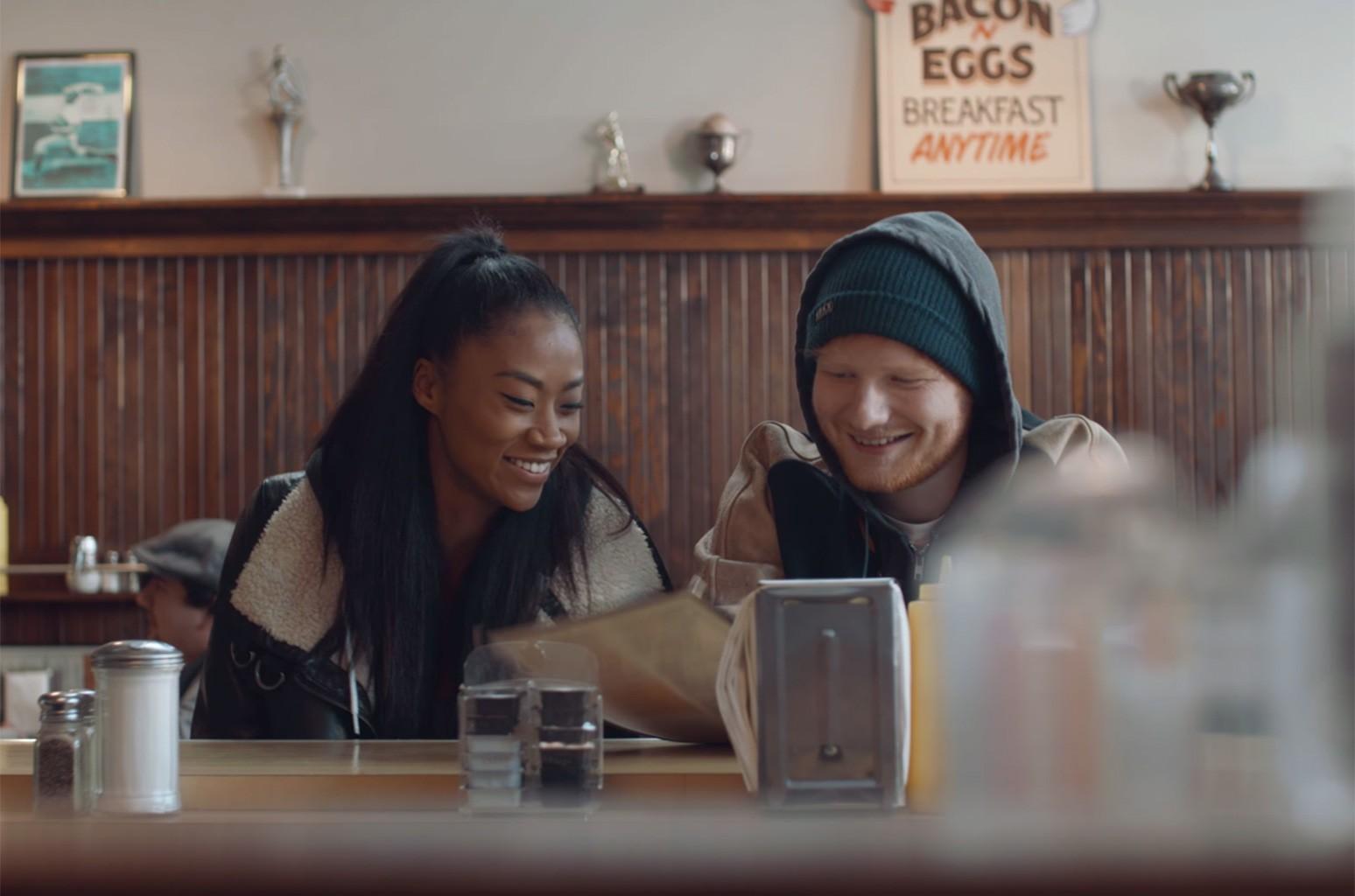 """Ed Sheeran """"Shape Of You"""""""