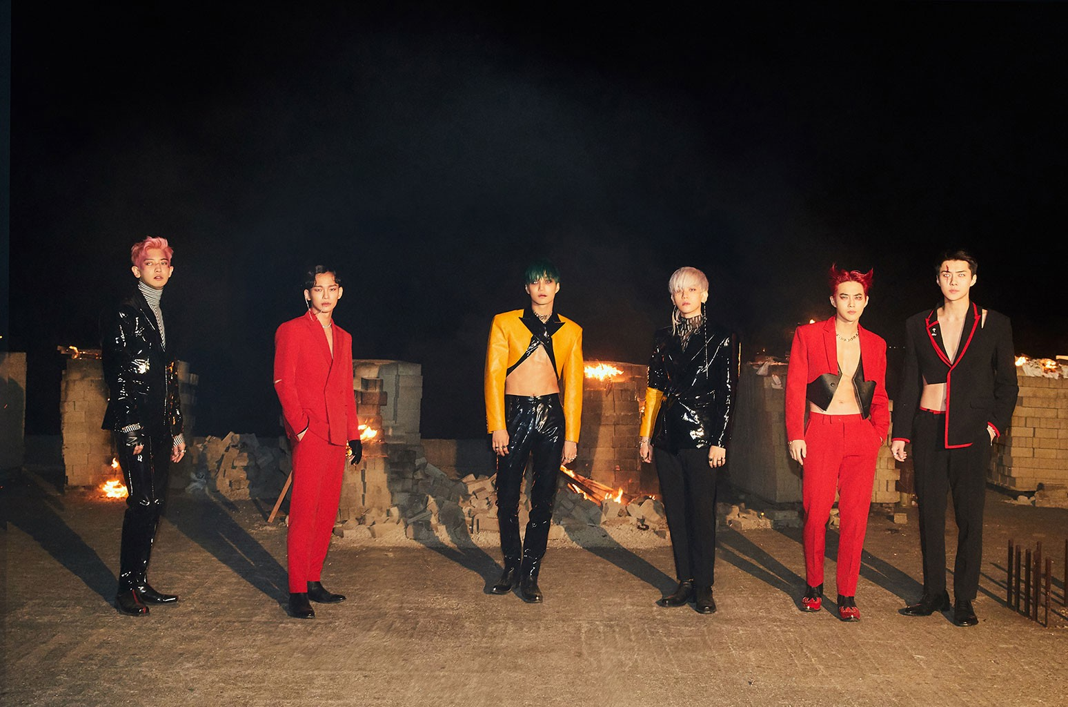 EXO Talk 'Obsession' Album & Future: 'I Hope that the Name of EXO Can Grow'  | Billboard