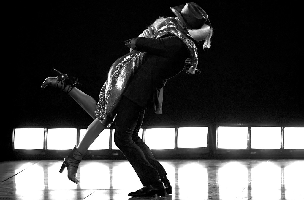 Faith Hill and Tim McGraw perform onstage during the 52nd Academy Of Country Music Awards at T-Mobile Arena on April 2, 2017 in Las Vegas.