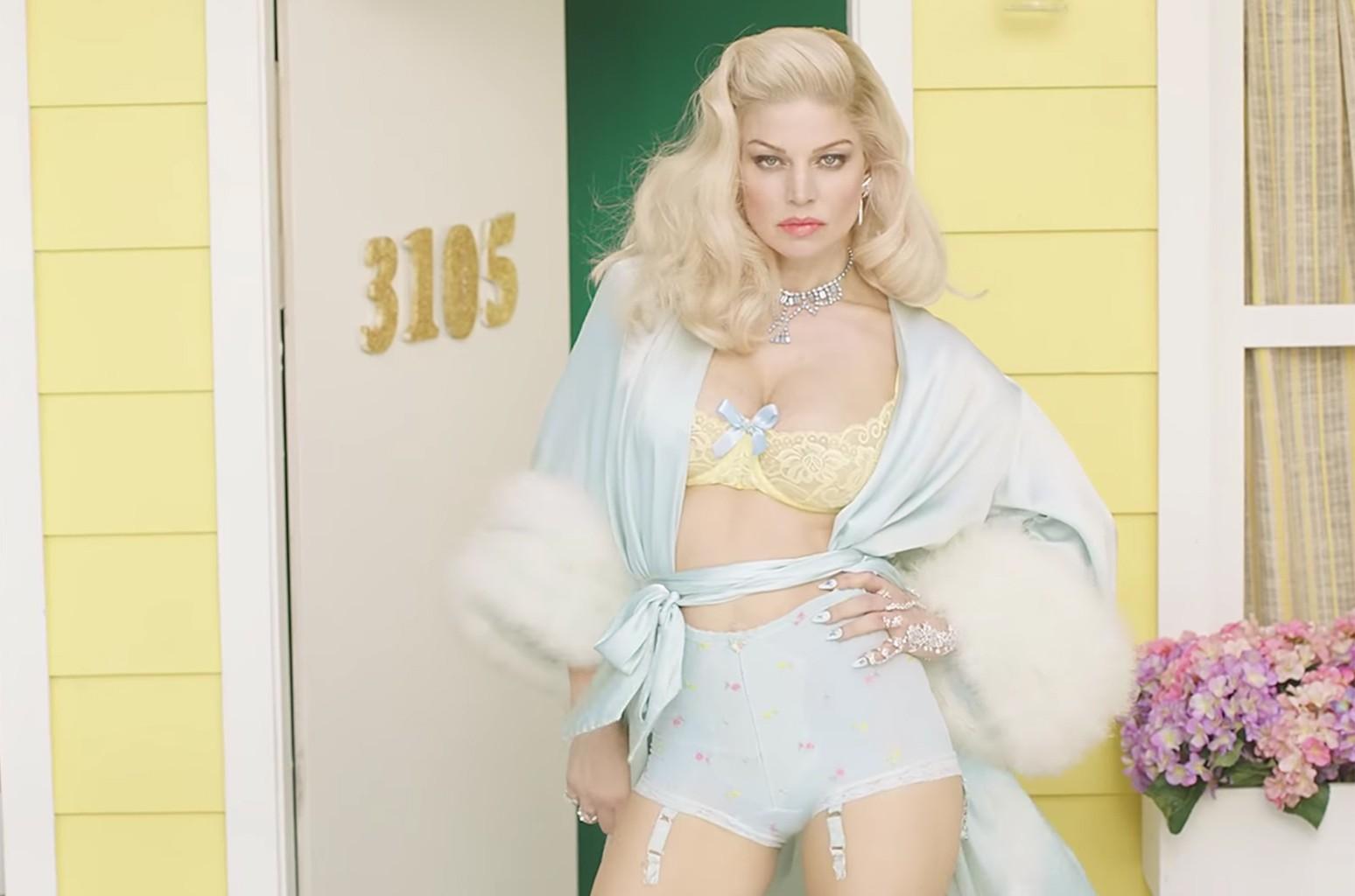 """Fergie """"M.I.L.F. $"""""""