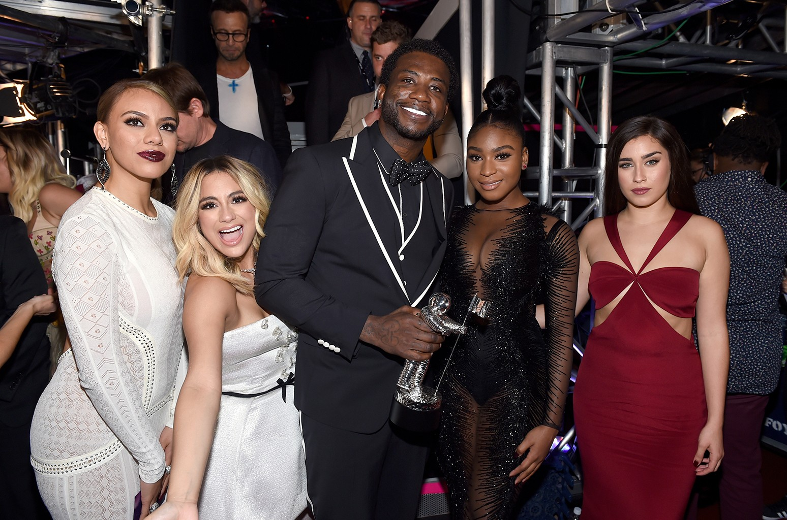 Fifth Harmony and Gucci Mane , 2017 MTV VMAs