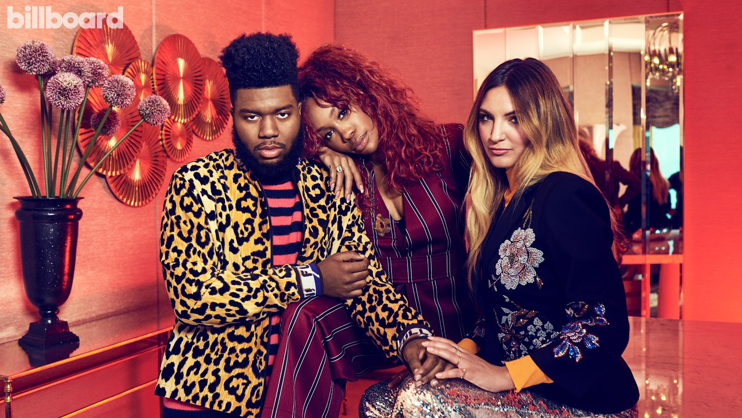 Khalid, SZA and Michaels