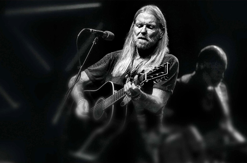 Greg Allman performs at the King Biscuit Blues Festival on Oct. 12, 2013 in Helena, Arkansas.