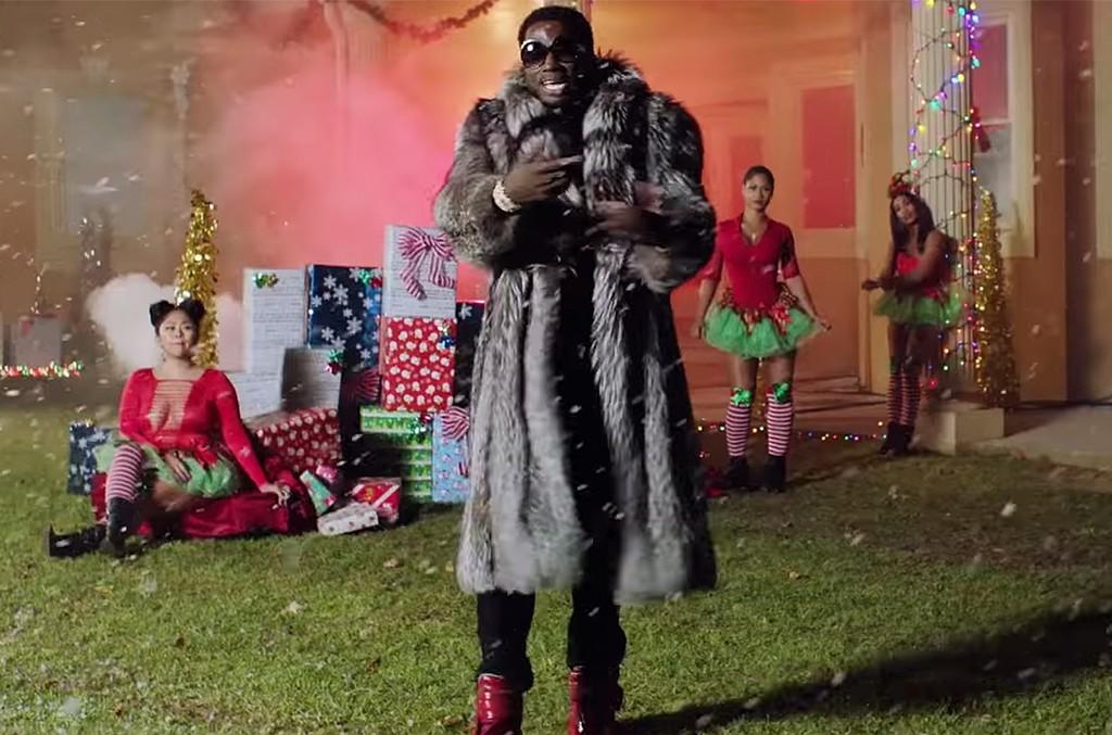"""Gucci Mane, """"St. Brick Intro"""""""
