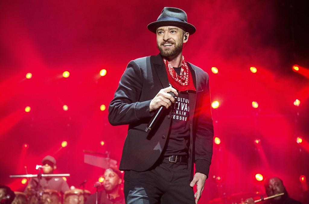 Justin Timberlake, 2017