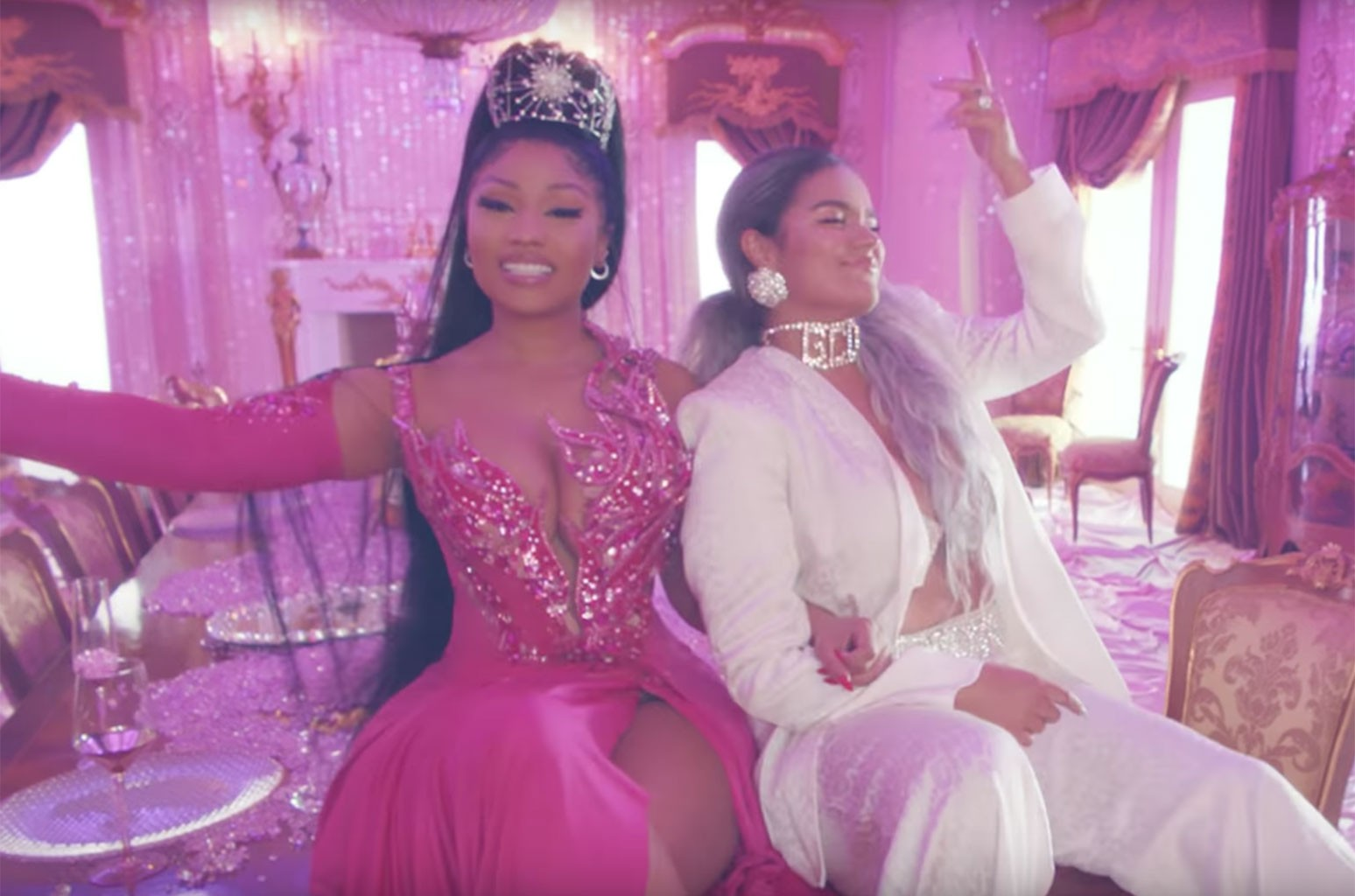"Karol G and Nicki Minaj, ""Tusa"""