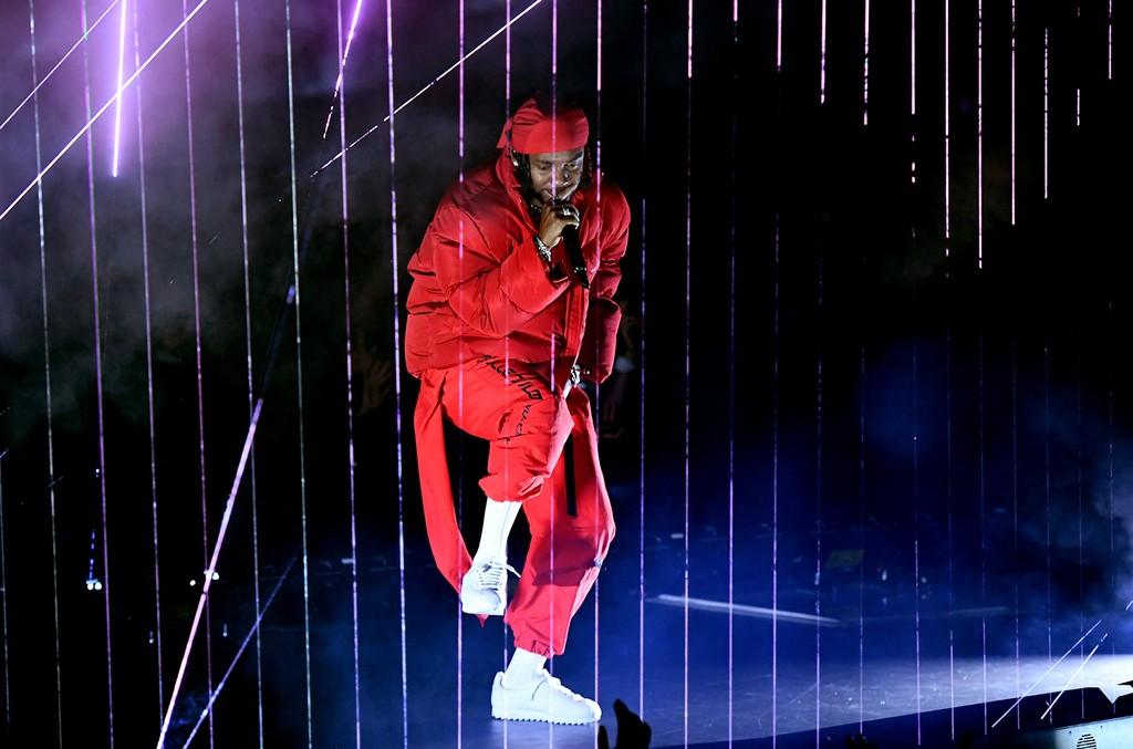 Kendrick Lamar, 2017 MTV VMAs