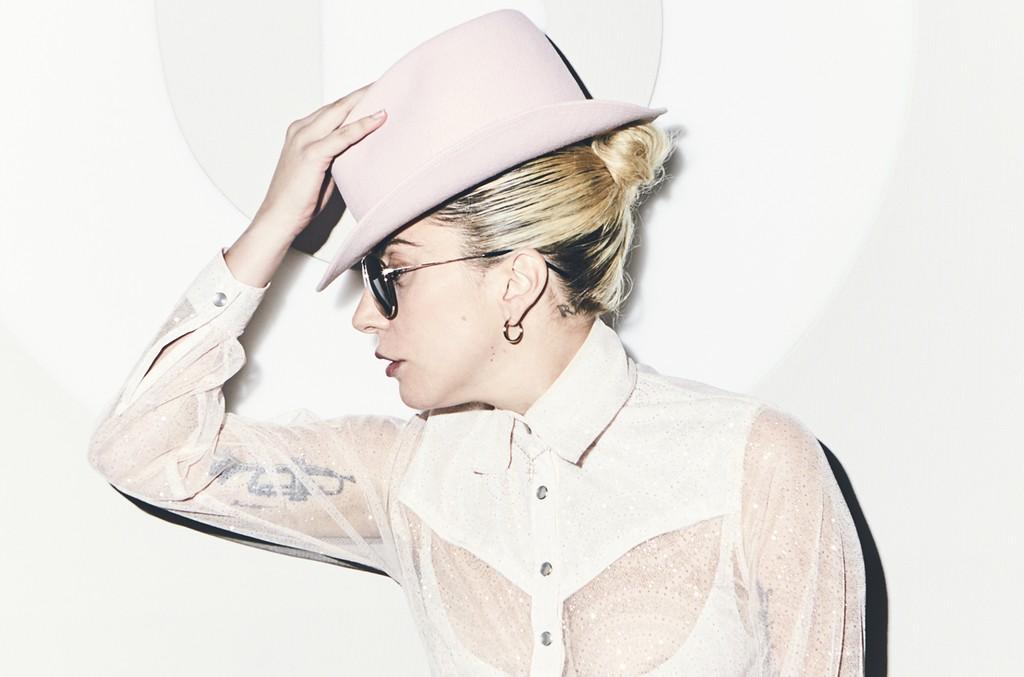 Lady Gaga at Beats 1 Radio