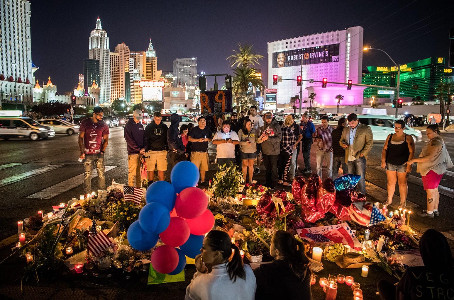 Las Vegas shooting, 2017