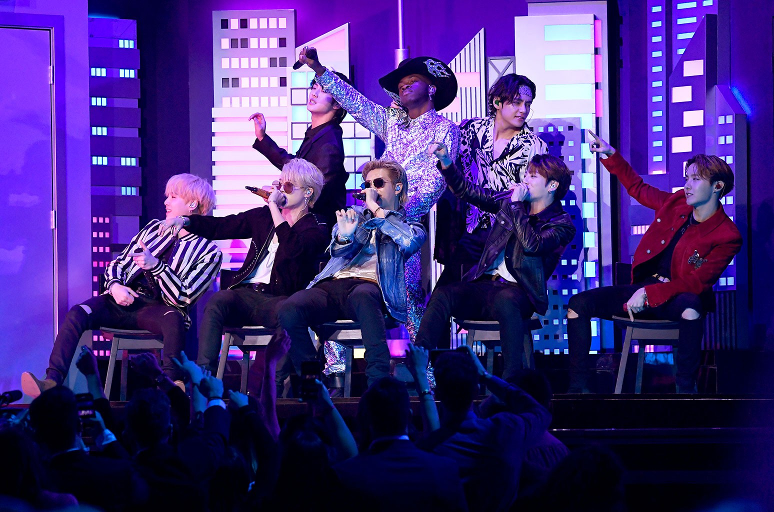 Lil Nas X Very Excited About BTS' Upcoming Album | Billboard | Billboard