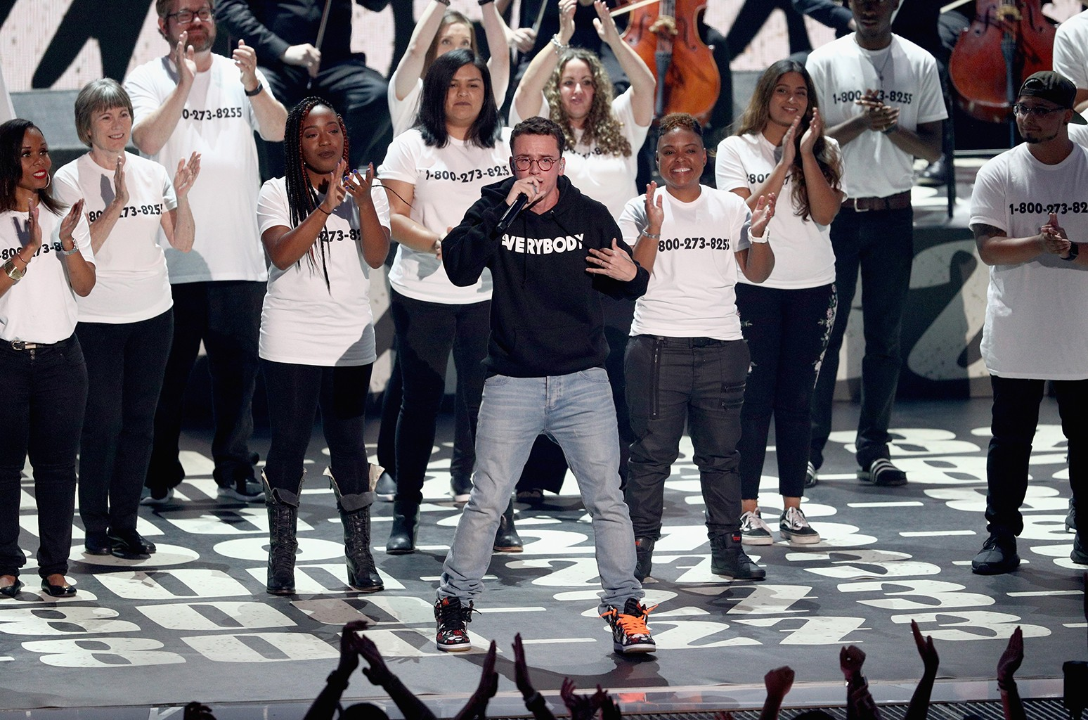 Logic, 2017 MTV VMAs