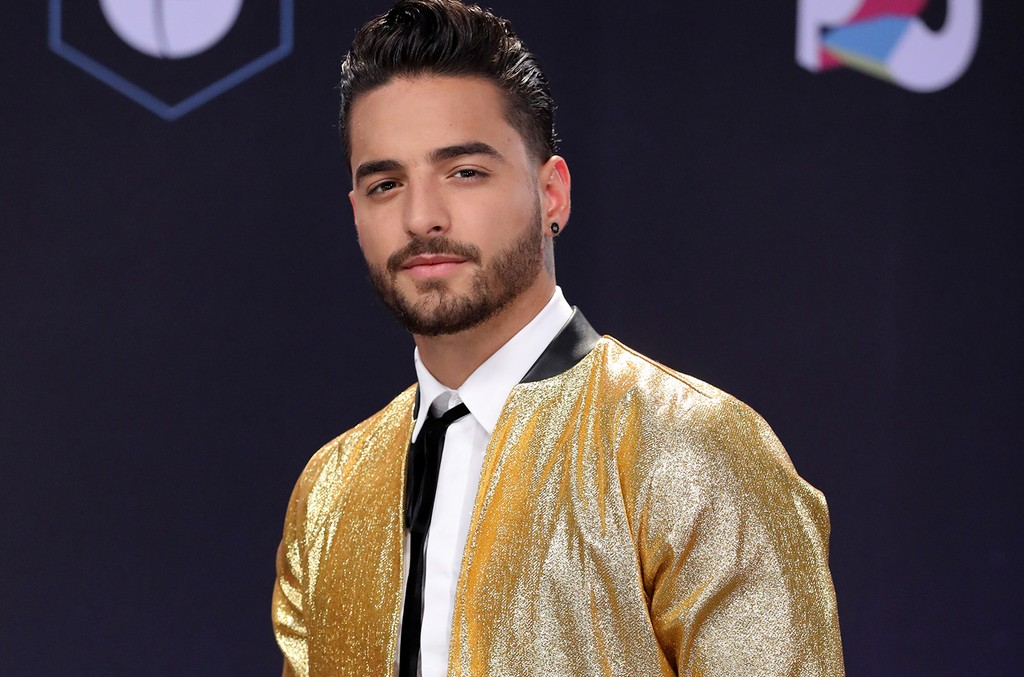 "Maluma attends the Univision's ""Premios Juventud"" 2017 Celebrates The Hottest Musical Artists And Young Latinos Change-Makers at Watsco Center on July 6, 2017 in Coral Gables, Fla."