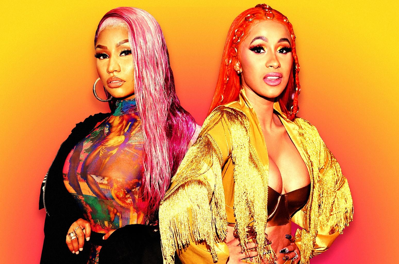 Nicki Minaj & Cardi B