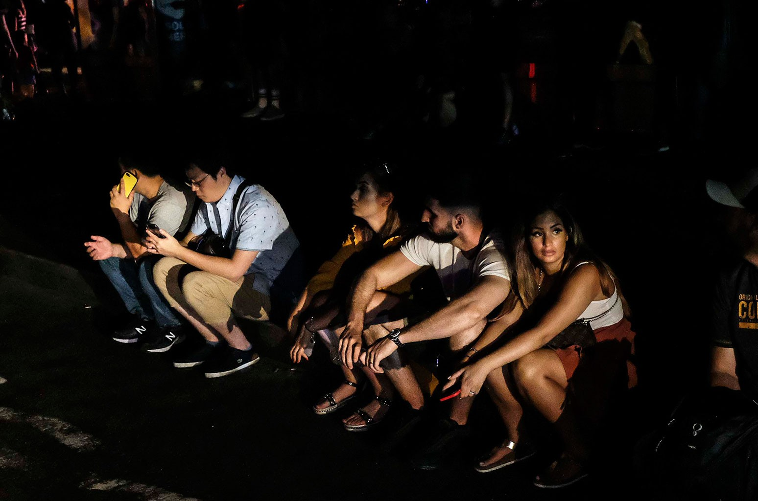 New York City Power outage