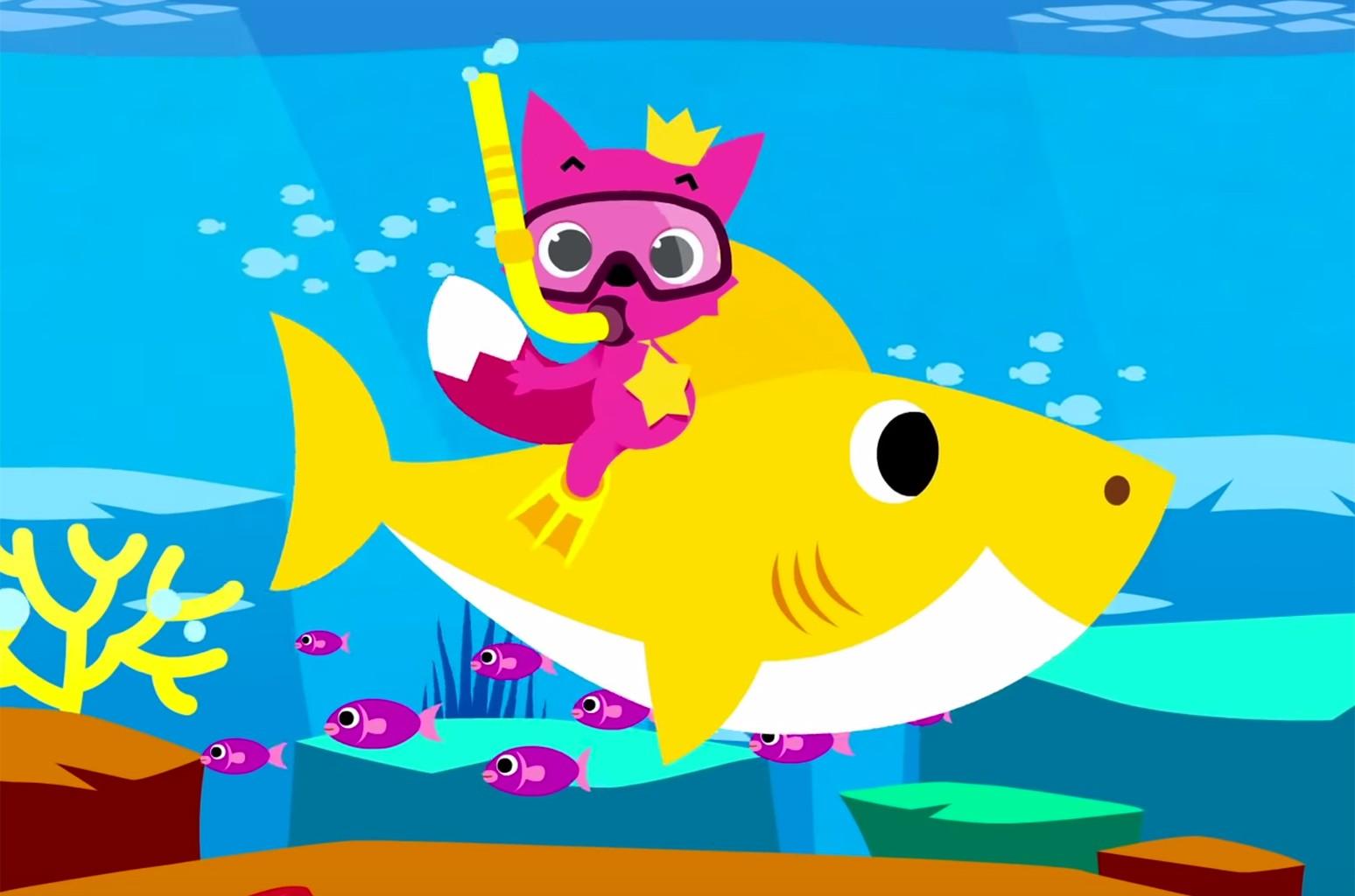 """Pinkfong!, """"Baby Shark Dance"""""""