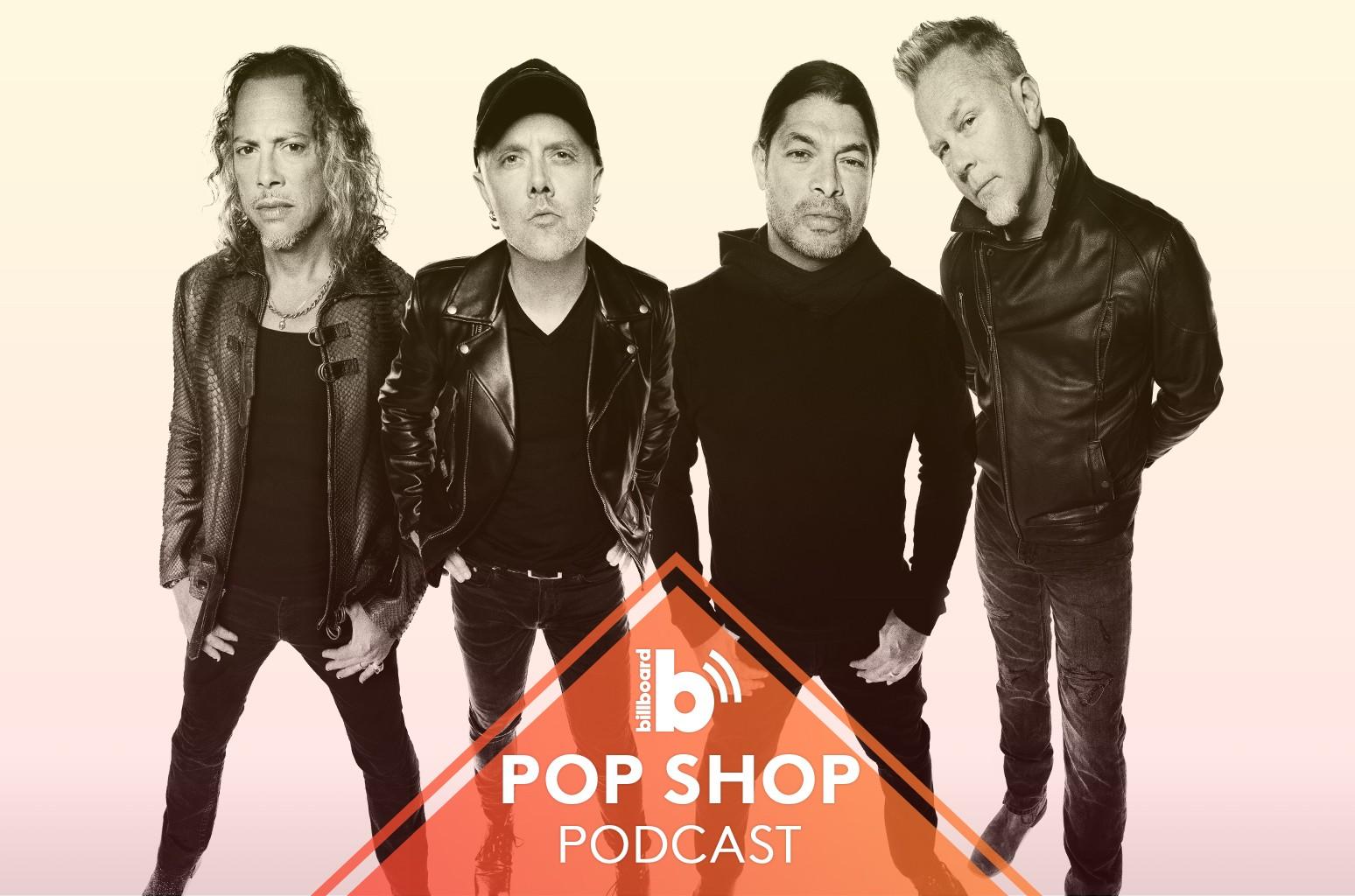 Pop Shop Podcast: Metallica