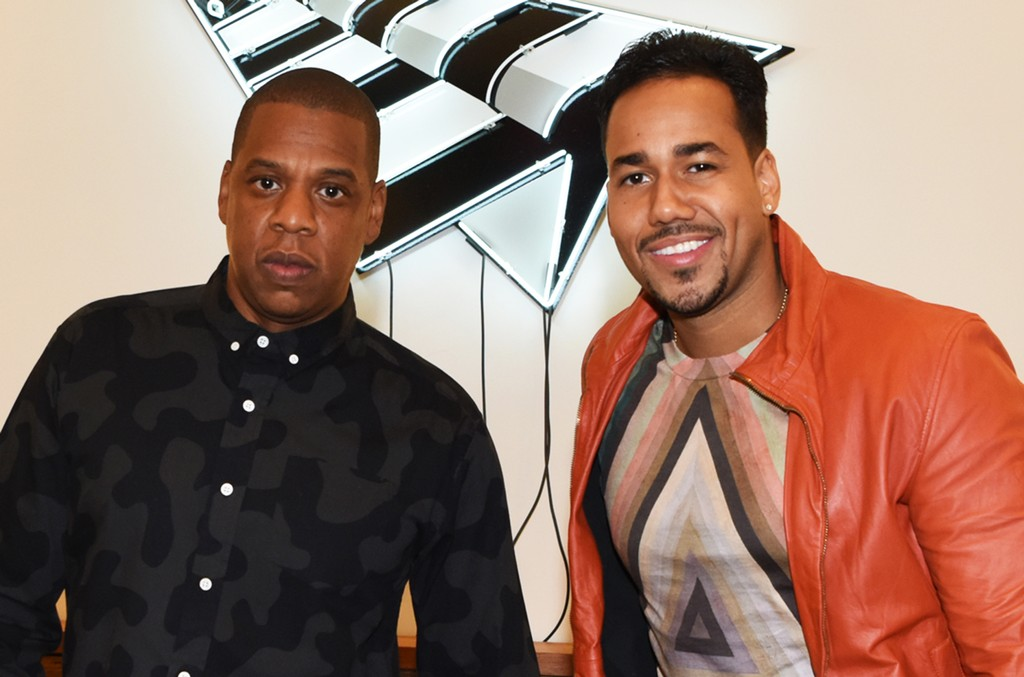 Romeo Santos and Jay Z ink deal launching Roc Nation Latino