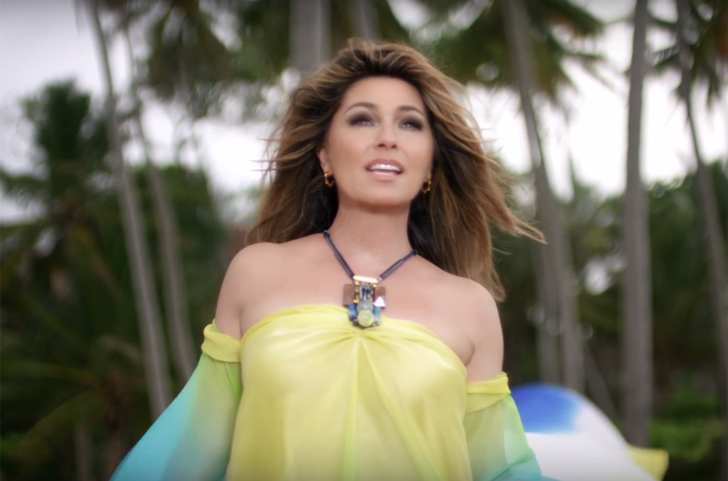 Shania Twain, 'Life's About To Get Good'
