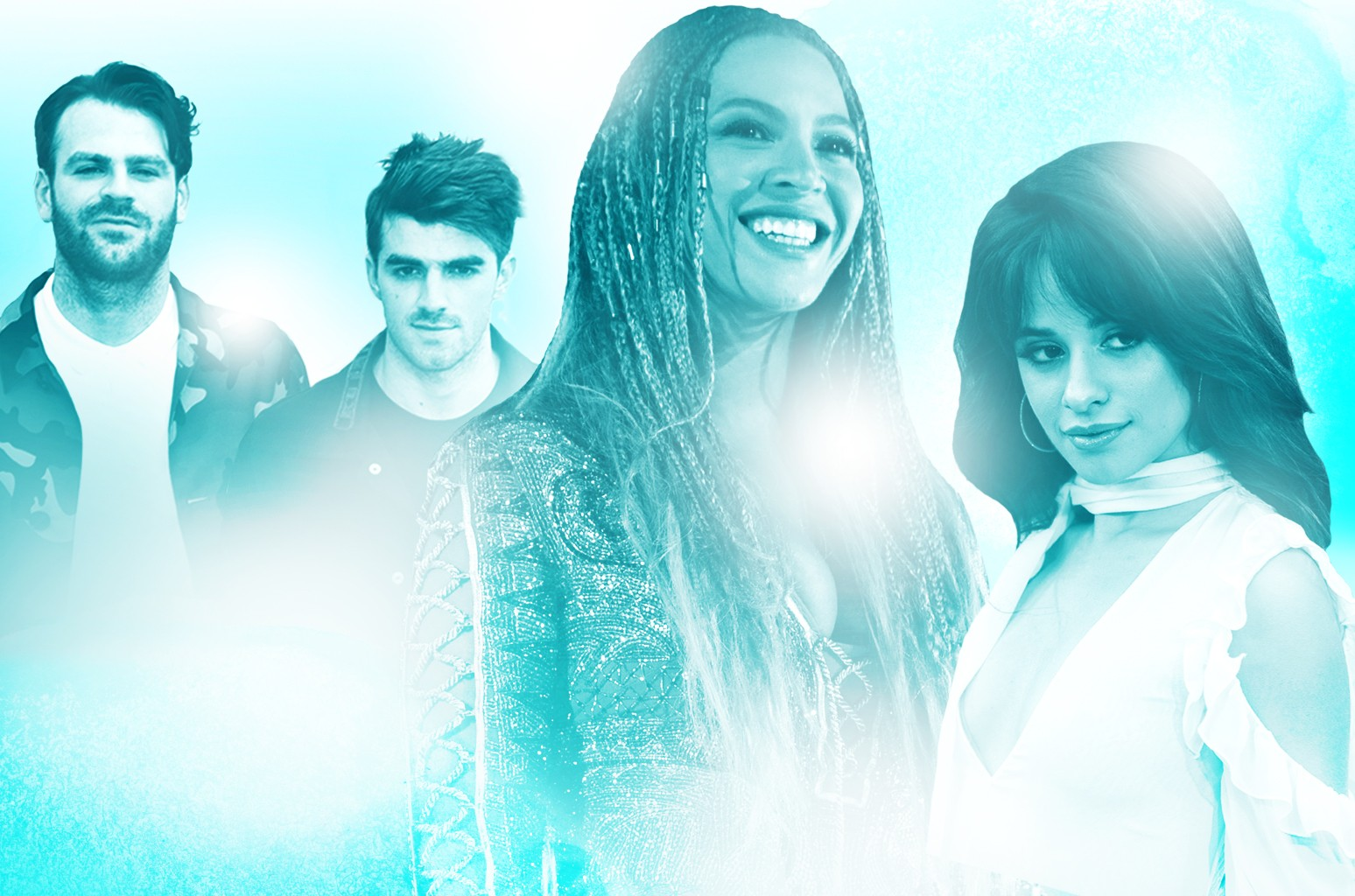 The Chainsmokers, Beyoncé & Camila Cabello