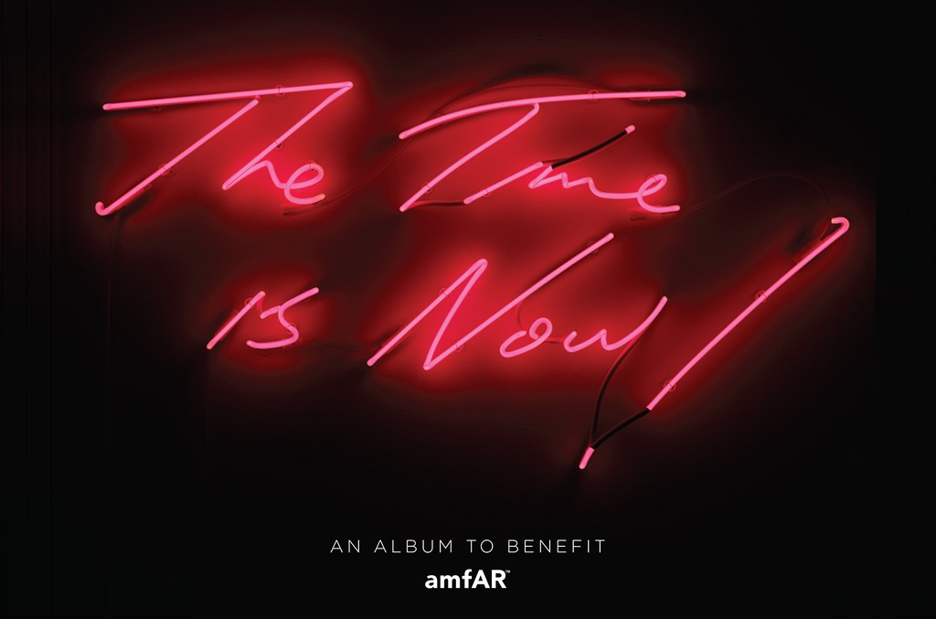 "Cover art for ""The Time is Now."""