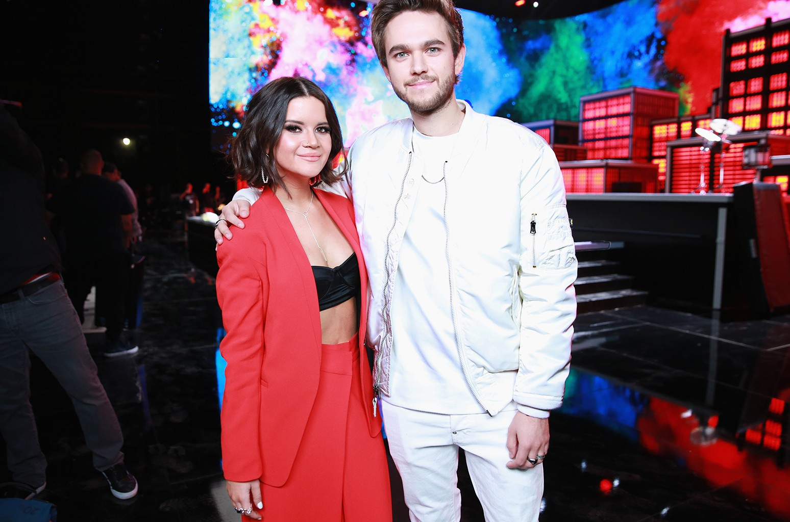 Zedd and Maren Morris