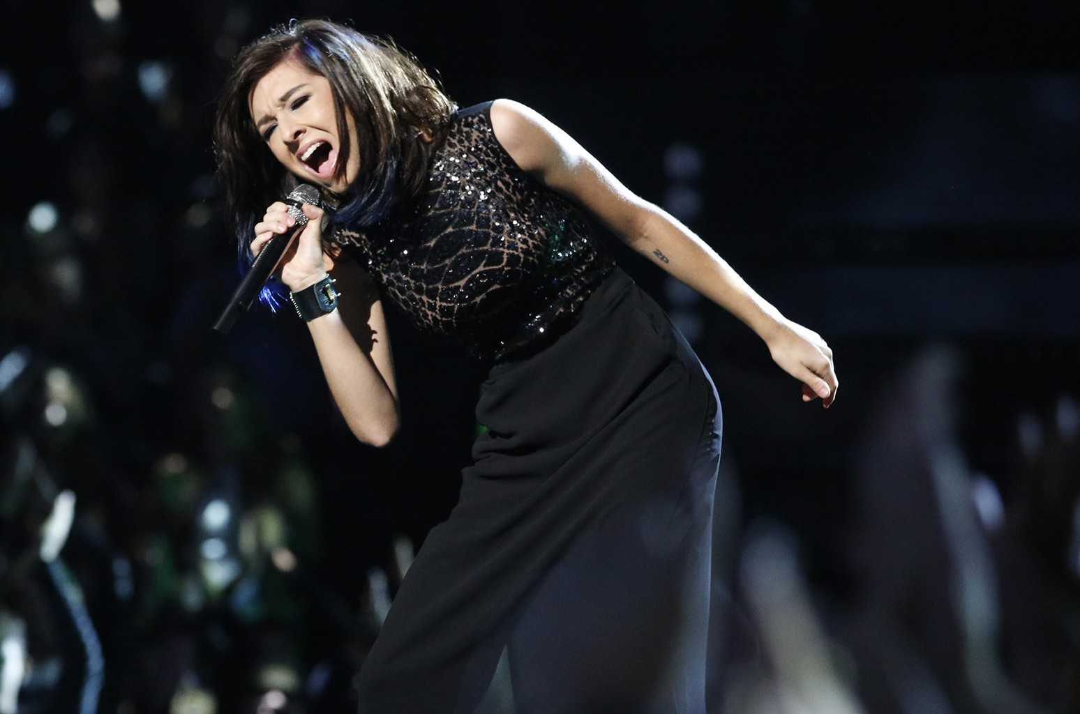 Christina Grimmie in 2014