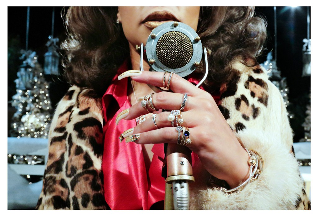 Andra Day photographed for Pandora.