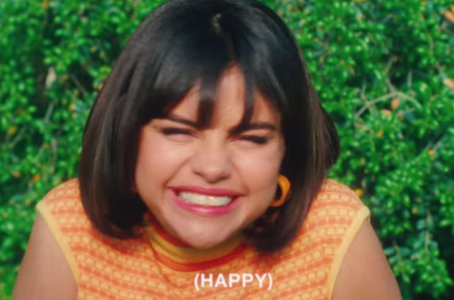 "Selena Gomez ""Back To You"""