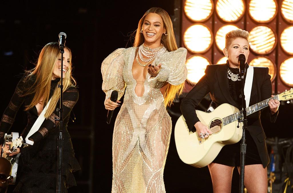 Beyoncé & The Dixie Chicks