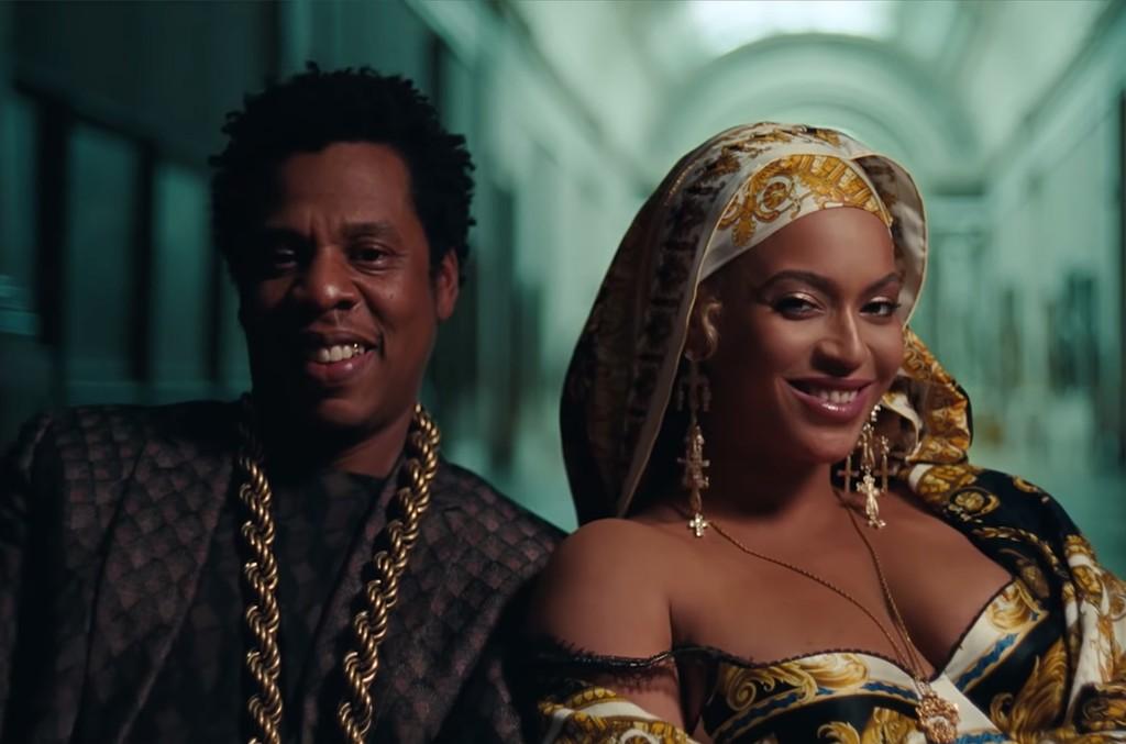 """Beyoncé & Jay-Z, """"APES**T, The Carters"""""""