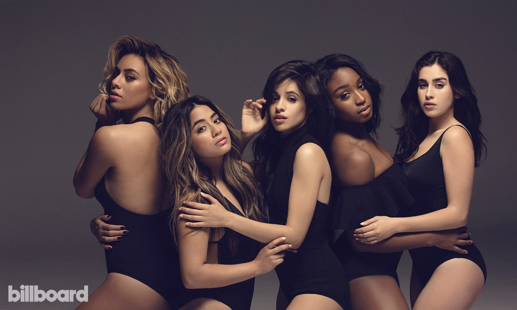 Fifth Harmony photographed on March 30, 2016 at Quixote Griffith Park in Los Angeles.
