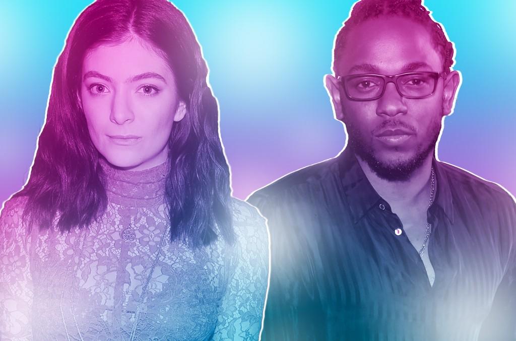 Lorde, Kendrick Lamar