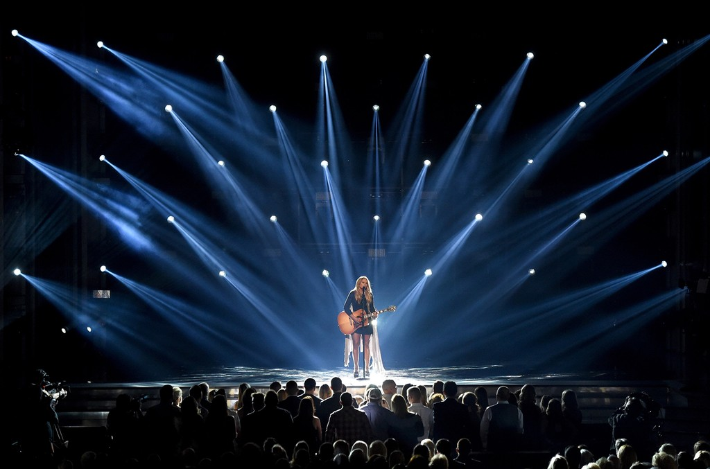 Miranda Lambert performs onstage during the 52nd Academy Of Country Music Awards at T-Mobile Arena on April 2, 2017 in Las Vegas.