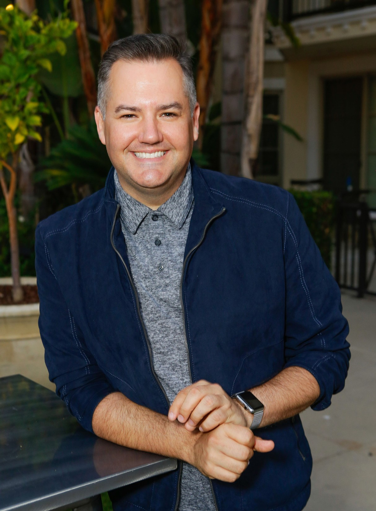"""Ross Mathews co-host's Pride Month Conversation on """"Living Your Best Life"""" at The Americana at Brand on June 28, 2017 in Glendale, Calif."""