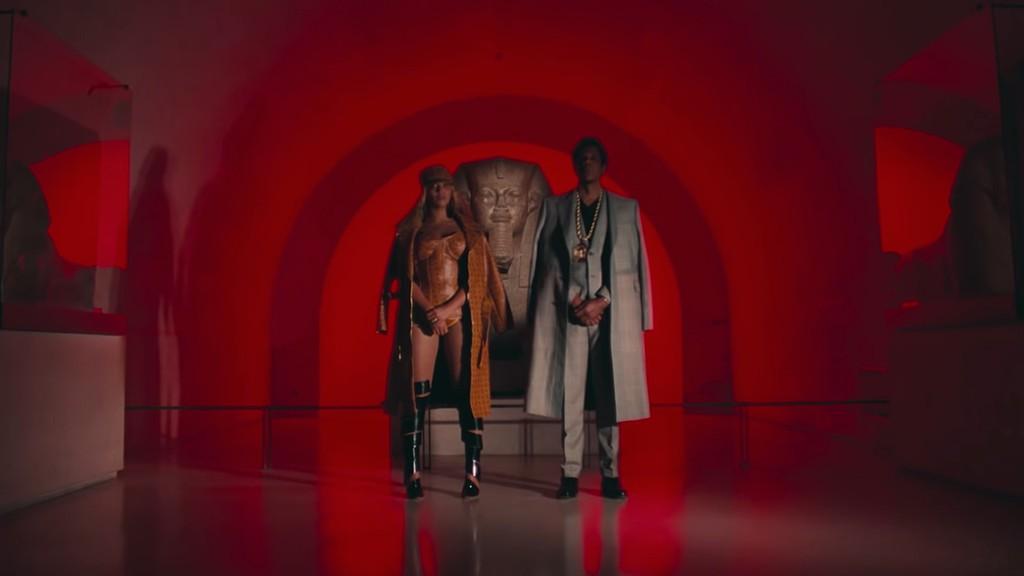"Artwork in Beyoncé & Jay-Z, ""APES**T, The Carters"""