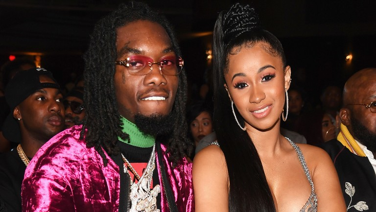 Cardi B And Offset S Relationship A Timeline Billboard